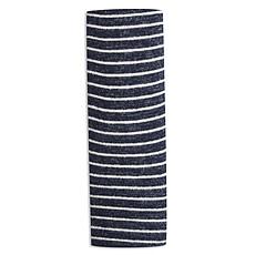 Achat Linge de lit Couverture Douce - Rayée Bleue