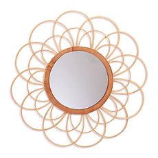 Achat Miroir Miroir en Osier Zoom - Ø 45 cm
