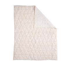 Achat Linge de lit Couverture Confetti - Blanc