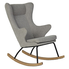 Achat Fauteuil Rocking Adult Chair De Luxe - Sand Grey