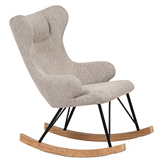 Achat Fauteuil Rocking Kids Chair De Luxe - Sand Grey