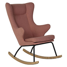 Achat Fauteuil Rocking Adult Chair De Luxe - Soft Peach