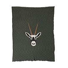 Achat Linge de lit Couverture Tricot pour Lit - Orix