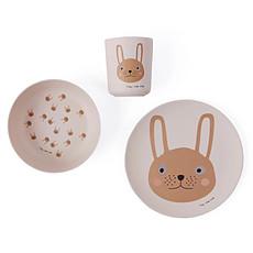 Achat Coffret repas Coffret Repas 3 Pièces - Rabbit