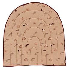 Achat Linge de lit Couverture Matelassée Rainbow - Rose
