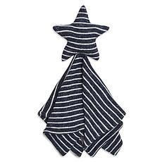 Achat Doudou Doudou Etoile - Rayures Bleues