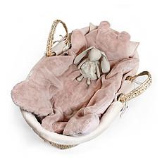 Achat Linge de lit Couverture Teddy - Rose