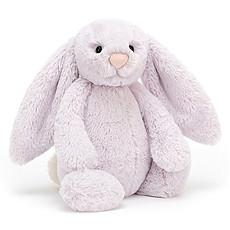 Achat Peluche Bashful Lavender Bunny - Medium