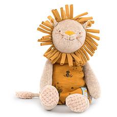Achat Peluche Poupée Paprika le Lion - Sous mon Baobab