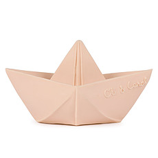 Achat Mes premiers jouets Bateau Origami - Nude
