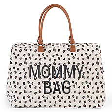 Achat Sac à langer Mommy Bag Large - Canvas Leopard