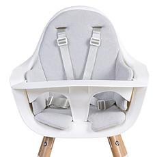 Achat Chaise haute Coussin de Chaise Haute Eponge - Gris Souris