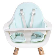 Achat Chaise haute Coussin de Chaise Haute Eponge - Mint Blue