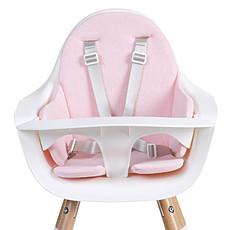 Achat Chaise haute Coussin de Chaise Haute Eponge - Old Pink