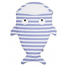 Achat Gigoteuse Gigoteuse Requin Rayures Bleues - 0/3 Mois