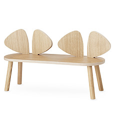 Achat Table & Chaise Banc Mouse - Chêne