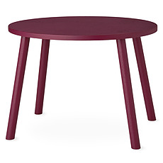 Achat Table & Chaise Table Mouse - Bordeaux