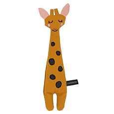Achat Doudou Girafe en Tissu