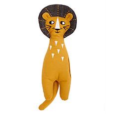Achat Doudou Lion en Tissu