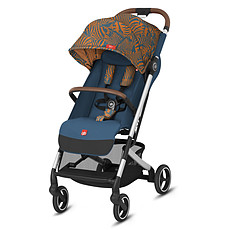 Achat Poussette citadine Poussette Citadine QBIT+ All City Fashion Edition - Atlantic Orange