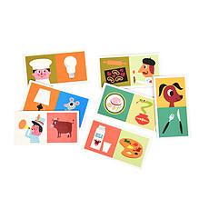 Achat Mes premiers jouets Jeu de Dominos par Ingela P. Arrhenius