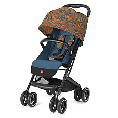 Achat Poussette citadine Poussette Citadine QBIT+ All Terrain Fashion Edition - Atlantic Orange