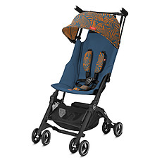 Achat Poussette compacte Poussette Compacte Pockit+ All-Terrain Fashion Edition - Atlantic Orange
