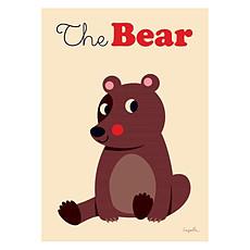 Achat Affiche & poster Affiche The Bear par Ingela P. Arrhenius
