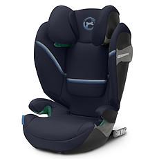 Achat Siège auto et coque Siège Auto Solution S i-Fix Isofix Groupe 2/3 - Navy Blue