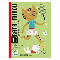 Achat Mes premiers jouets Jeux de Cartes Bata-Miaou
