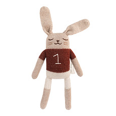Achat Doudou Soft Toy Lapin Tee Shirt