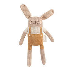 Achat Doudou Soft Toy Lapin Moutarde