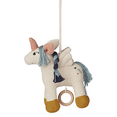Achat Mobile Mobile Musical Sue Licorne - Sable
