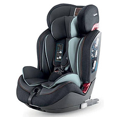 Achat Siège auto et coque Siège Auto Gemino Isofix Groupe 1/2/3 - Black