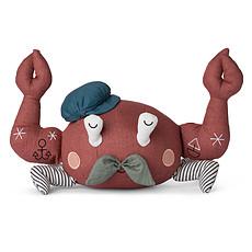 Achat Peluche Crabe + Boîte Cadeau