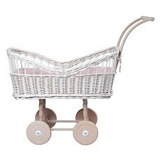 Achat Mes premiers jouets Landau en Osier Blanc