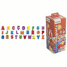 Achat Mes premiers jouets Lettres Majuscules Magnétiques - 76 Pièces