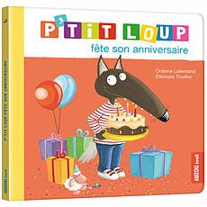 Achat Livre & Carte P'tit Loup fête son anniversaire