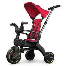 Achat Trotteur & Porteur Tricycle Evolutif Compact Liki Trike S1 - Rouge