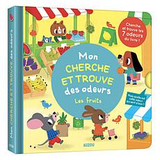 Achat Livre & Carte Mon Cherche et Trouve des Odeurs - Les Fruits