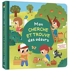 Achat Livre & Carte Mon Cherche et Trouve des Odeurs