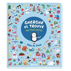 Achat Livre & Carte Cherche et Trouve des Tout Petits - Dans le Froid
