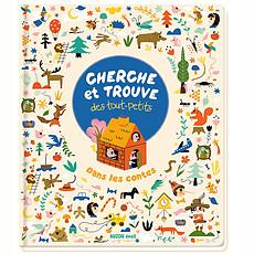 Achat Livre & Carte Cherche et Trouve des Tout Petits - Dans les Contes