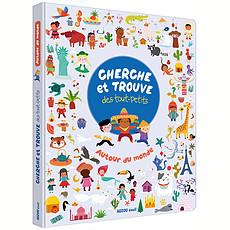 Achat Mes premiers jouets Cherche et Trouve des Tout Petits - Autour du Monde