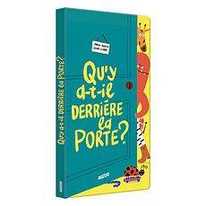 Achat Livre & Carte Qu'y a-t-il Derrière la Porte?