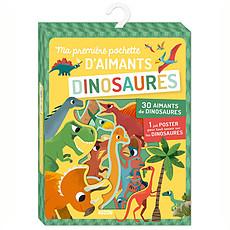 Achat Mes premiers jouets Ma Première Pochette d'Aimants - Dinosaures
