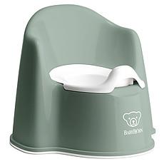 Achat Pot & Réducteur Pot Fauteuil - Vert Profond et Blanc