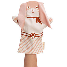 Achat Marionnette Marionnette Lapin - Bloom Pink