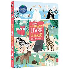 Achat Livre & Carte Mon Très Grand Livre d'Eveil de Michelle Carlslund