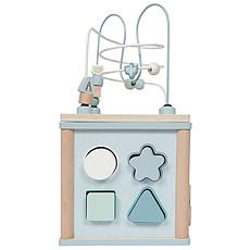 Achat Mes premiers jouets Cube d'Activité Aventure - Bleu